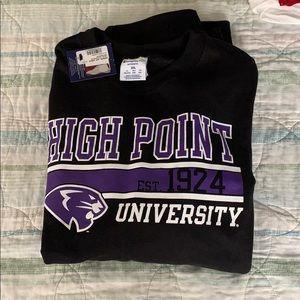 High Point University Crew Neck